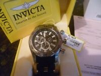 INVICTA 50MM CHRONO SEA SPIDER WATCH MENS BNIB USA IMPORT DUTY PAID