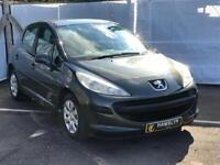 Peugeot 207 S 1.4 5 Door Hatchback, *Very Low Mileage * 12 Month Mot, 3 Month Warranty