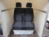 2006 onwards Sprinter Double Seat with under seat storage
