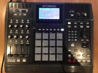Mpc 5000 with flight case