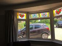 Windows for sale bay x3 large double glazed windows