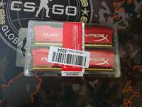 HyperX Fury 16GB DDR3 1866Mhz