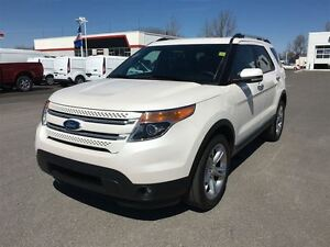 2015 Ford Explorer Limited - AWD, NAV, Heated/Cooled Leather Kingston Kingston Area image 3
