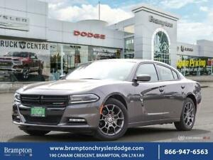 2018 Dodge Charger GT*ALL WHEEL DRIVE*NAV*SUNROOF*R/T FRONT END*
