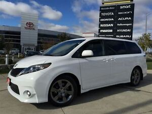 2011 Toyota Sienna SE 8 PASSENGER REVERSE CAMERA POWER DOORS