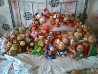 Winnie the Pooh collectable bears