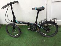 Dahon Vybe Lightweight Aluminium Folding City Bike