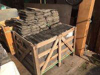 Slates 14x8 reclaimed - over 1,000