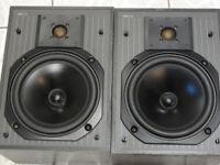 KEF C-series C20 Bookshelf Speakers great sounding as Linn Kan with more bass