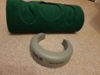 SKLZ Golf Training Aid Putt Pocket and matt