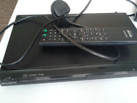 Sony cd / dvd player