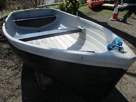 9ft9 grp clinker dinghy