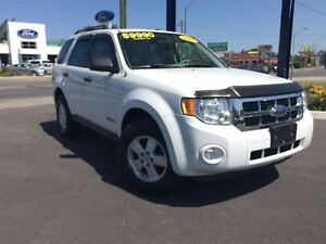 2008 Ford Escape XLT 3.0L *Leather* Moon Roof*
