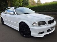 BMW 330Ci SPORT AUTO••RED LEATHERS••DESIRABLE COLOUR!••not 325ci