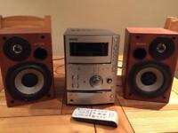 Sony micro Hifi stereo