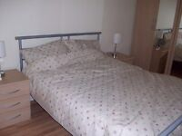 Fully furnished two bedroom flat Provost Road Dundee. AVAILABLE NOW security entry, full hearing, dg