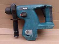 Makita SDS cordless drill 24 volts.