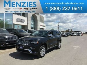 2014 Jeep Grand Cherokee Summit, Hemi, Bluetooth, NAV, Clean Car