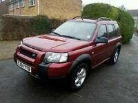 LEFT HAND DRIVE*LHD*4x4*LAND ROVER FREELANDER NOT TOYOTA*