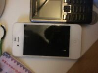 iPhone 4 with iCloud activation