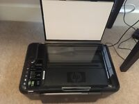 HP Deskjet F4580 Wireless All-In-One Print Copy Scan Inkjet Printer