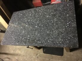 LARGE granite hearth 118 cms x 70cms BELFAST NEWCASTLE can meet deliver stove fireplace high quality