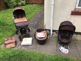 Baby Travel System / Pushchair set