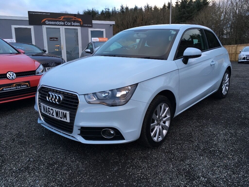 2012 audi a1 in baby blue 33 000 miles px welcome. Black Bedroom Furniture Sets. Home Design Ideas