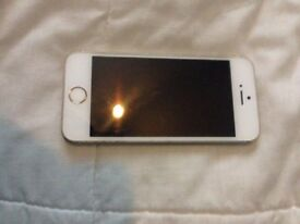 IPhone 5s in rose gold