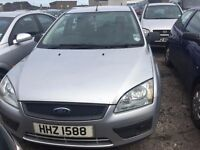 2005 Ford focus sport, 1.6 petrol, breaking for parts only, all parts available