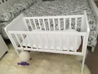 Mothercare Hyde crib