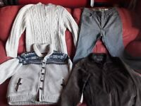 Assorted branded men's clothing - all in VGC