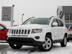 Jeep Compass High Altitude 2016 CUIR TOIT