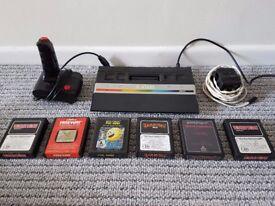 Atari 2600 Console Games Joystick Bundle