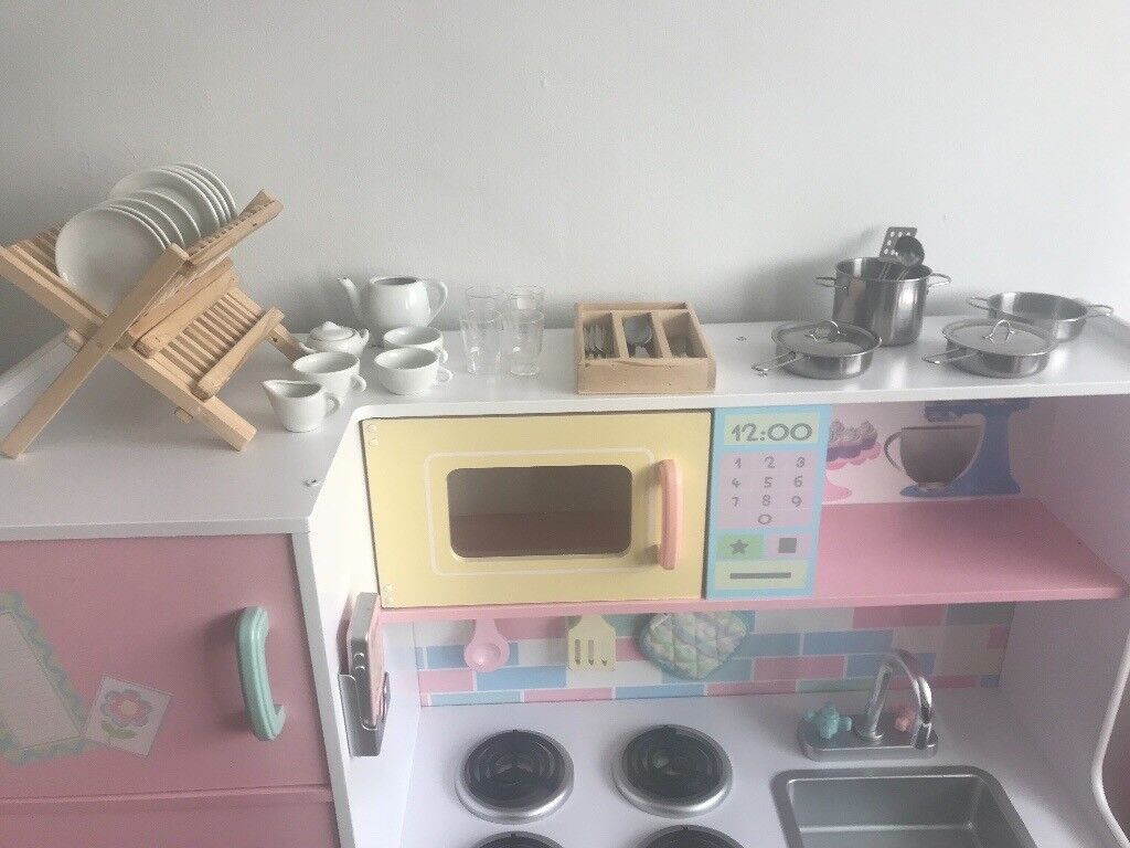 Kidkraft kitchen + accessories | in West Derby, Merseyside | Gumtree