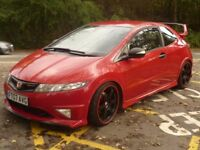 Honda Civic type R GT Mugen