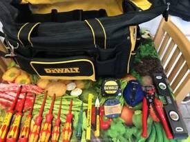Dewalt tools bag set new