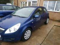 Vauxhall corsa 1.2 2008 great first car