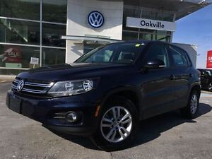 2013 Volkswagen Tiguan TL/AWD/BLUETOOTH/1 OWNER!