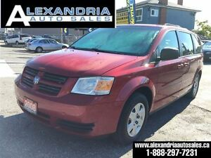 2008 Dodge Grand Caravan SE 158 km rear air rear power windows