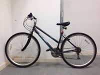 """Rayleigh Alana Hybrid 17"""" - Bicycle and accessories included"""