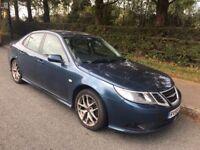 Saab 9-3 1.9 TDI 150BHP Blue 58 Plate 12 Month MOT