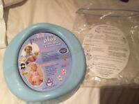 2in1 Potette Plus (Portable Potty and Trainer Seat)
