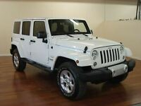 2014 Jeep WRANGLER UNLIMITED SAHARA UNLIMITED CUIR NAV 4X4 228$/
