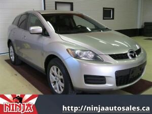 2009 Mazda CX-7 GS Heated Leather Turbo AWD