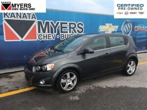 2016 Chevrolet Sonic UNROOF, HEATED SEATS, TURBOCHARGED 4 CYL