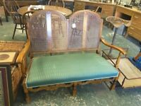 Two seater sofa/ Love Chair