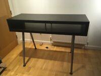 Large Standing Desk Black