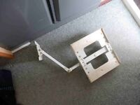 Twin Articulated AVF Television Wall Bracket
