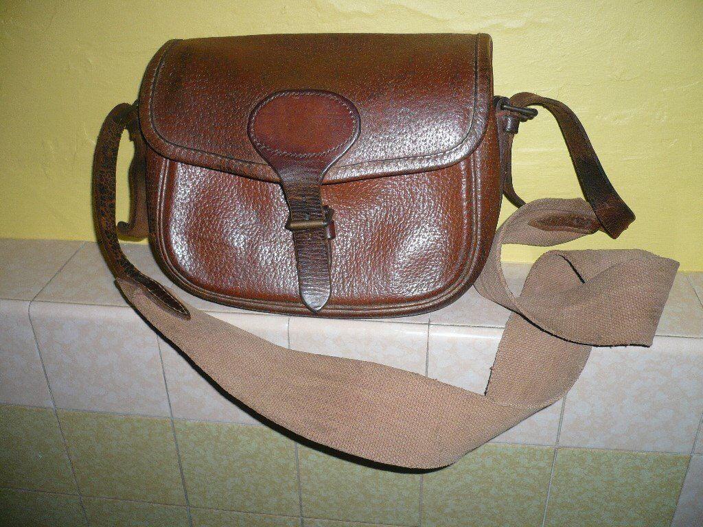Vintage Brady 75 cartridge bag